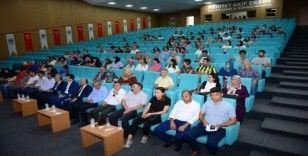 Toplum Ruh Sağlığı hakkında bilgilendirme toplantısı yapıldı