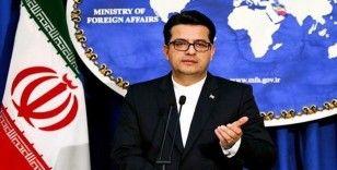 """İran Dışişleri Sözcüsü Musevi: """"Petrol tankerine iki ayrı saldırı düzenlendi"""""""