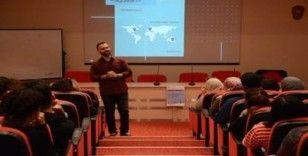 Anadolu'da dijital dünyada ruh sağlığı konuşuldu