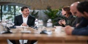 Ukrayna Başkanı Zelenskiy'den 14 saat süren basın toplantısı