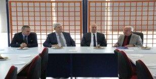 ADÜ İletişim Fakültesi Akademik Kurulu toplandı