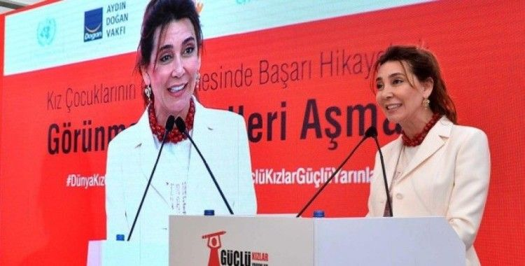 'Dünya Kız Çocukları Günü' konferansı İstanbul'da düzenlendi