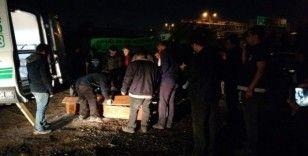 Yakınlarının haber alınamadığı kadın evinden ölü bulundu