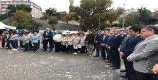 Oyun Karavanı Azerbaycan'a gitmek üzere yola çıktı