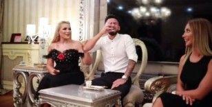 Selin Ciğerci ve Gökhan Çıra nişanlandı