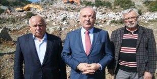 Başkan Bahçavan'dan TOKİ Açıklaması