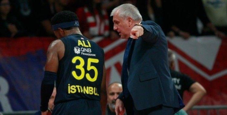 Fenerbahçe Beko ikinici maçını da kaybetti