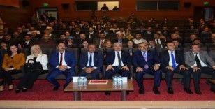 Erasmus Proje tanıtım toplantısı yapıldı