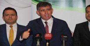"""TBB Başkanı Feyzioğlu: """"Türkiye asla sivillere yönelik bir zarar vermemiştir, vermez"""""""