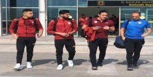 Elazığspor 19 futbolcuyla Bodrum'a gitti