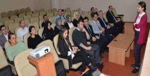 ETSO'da, 'Kadına Yönelik Şiddetle Mücadele' semineri