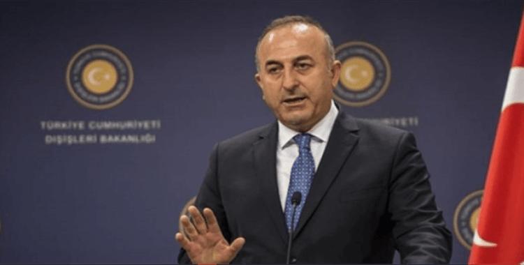 """Bakan Çavuşoğlu: """" 'Türkiye'nin meşru endişelerini anlıyoruz' demek yetmez, bunu net şekilde görmek istiyoruz"""""""