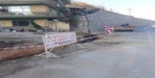 Bayırköy'de mazgal çalışmaları devam ediyor