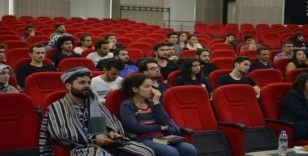 SAÜ'de Erasmus Değişim Programı tanıtıldı