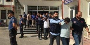 Mersin'deki tefeci operasyonunda 4 kişi tutuklandı