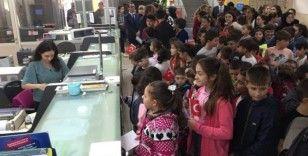 Keşanlı öğrenciler Barış Pınarı Harekatı'nda görev yapan askerlere moral için mektup yolladı
