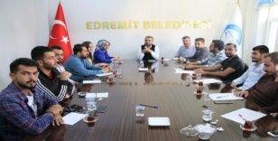 Edremit Gençlik Kurulu ilk toplantısını yaptı