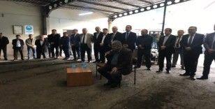 Madenciler, Barış Pınarı Harekatı'ndaki Mehmetçik için Kur'an-ı Kerim okuttu