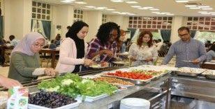 TÖMER'den uluslararası öğrencilere tanışma programı