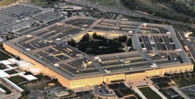 """Pentagon'dan """"harekata son verin"""" çağrısı"""