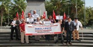 Vatan Partisi Milas İlçe Başkanlığı'ndan Barış Pınarı Harekatına Destek