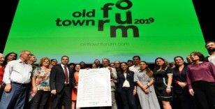 Old Town şehirlerinden ortak deklarasyon