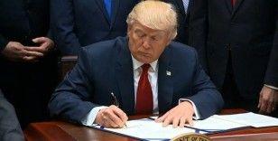 'Başkan Trump Türkiye'yi hedef alabilecek güçlü yaptırım yetkisi veren kararnameyi imzaladı'