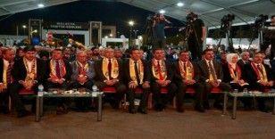 Yenikapı'daki Malatya Tanıtım Günleri'nde Yeni Malatyaspor yoğun ilgi