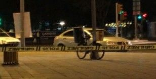 Meydan'da şüpheli bisiklet paniği