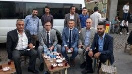 Kayaalp, Mehmetçik için kan bağışında bulundu