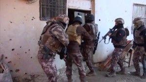 Şırnak'ta terör propagandasından 5 gözaltı