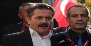 HDP'nin küstah açıklamasına muhtarlardan tepki
