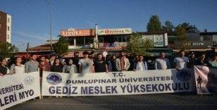 Gediz'den Barış Pınar Harekatı'na destek