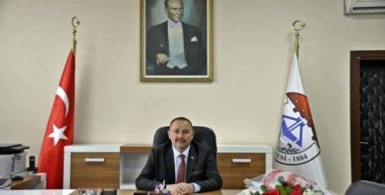 Bilecik'teki belediye başkanlarından taziye mesajı