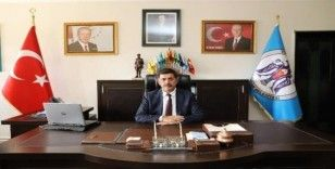 Başkan Aksun'dan Barış Pınarı Harekâtına destek mesajı