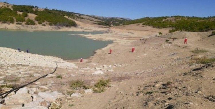 5 gündür aranan şahıs gölette ölü bulundu