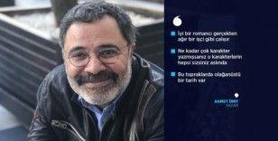 Ahmet Ümit: 'İyi bir romancı gerçekten ağır bir işçi gibi çalışır'