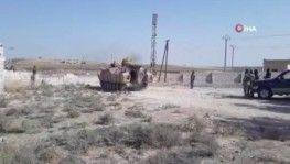 TSK ve Suriye Milli Ordusu Tel Abyad'da ilerliyor
