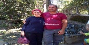 Karı koca aynı kazada öldü