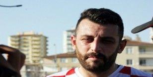 Kayseri Gençlerbirliği futbolcusu Ozan Kaan Özdemir: