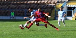 TFF 2. Lig: Kardemir Karabükspor: 0 - Tuzlaspor: 2