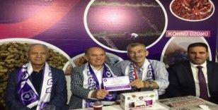 İstanbul'daki Tanıtım Günlerine Arapgir damgası