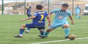 Kayseri U-17 Futbol Ligi sona erdi