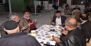 Başkan Bülent Öz, 'Barış Pınarı' için dua etti