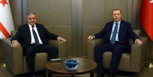 OGÜNhaber uyardı, KKTC Cumhurbaşkanı açıklama yaptı, Cumhurbaşkanı Erdoğan tepki gösterdi