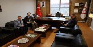 Büyükşehir'den Samsun Üniversitesi'ne yakın takip