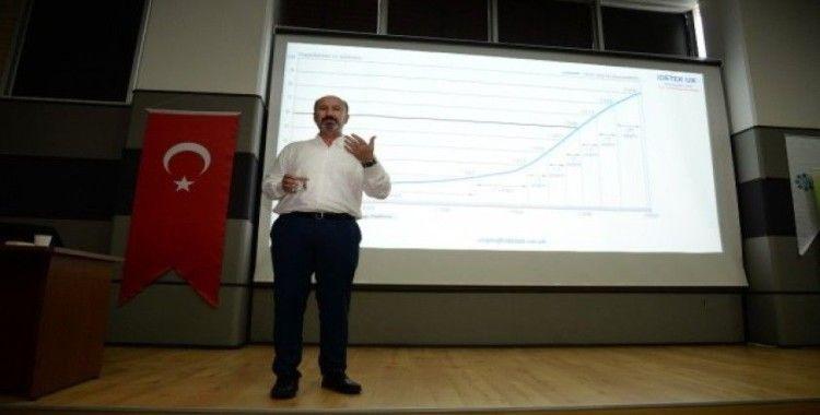 """Kaya: """"Türklerin girişimcilikle ilgili bir sorunu yok"""""""