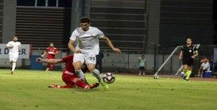 Fethiyespor:  0 - Turgutluspor 0