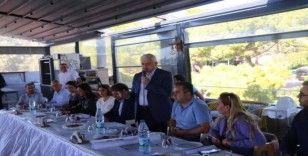 """Burhaniye Belediye Başkanı Deveciler """"Elimizi taşın altına sokacağız"""""""