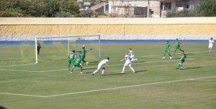TFF 3. Lig: Osmaniyespor FK: 1 - Muğlaspor: 1